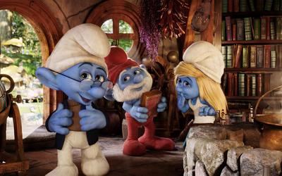 The Smurfs 2 [4] wallpaper