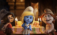 The Smurfs 2 [3] wallpaper 1920x1080 jpg