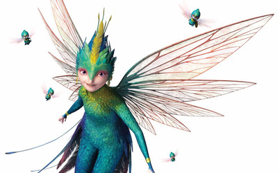 The Tooth Fairy  - Rise of the Guardians wallpaper