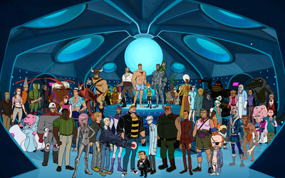 The Venture Bros. [2] wallpaper
