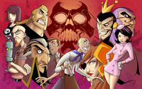 The Venture Bros. wallpaper 2560x1600 jpg