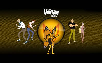 The Venture Bros. [3] wallpaper