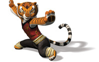 Tigress from Kung Fu Panda 2 wallpaper 1920x1200 jpg