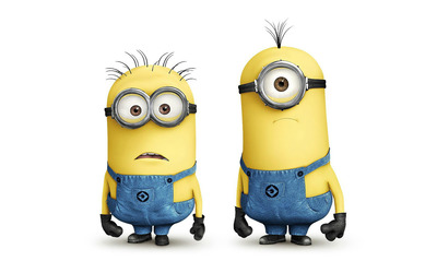 Tim and Phil - Despicable Me Wallpaper