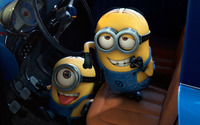 Tim and Phil - Despicable Me 2 wallpaper 2880x1800 jpg
