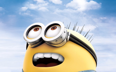 Tim - Despicable Me 2 wallpaper
