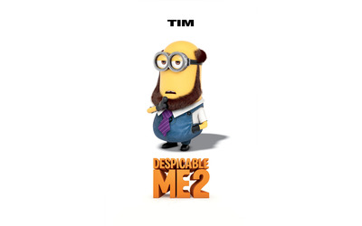 Tim - Despicable Me 2 [2] wallpaper