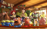 Toy Story wallpaper 2560x1600 jpg