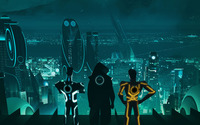 Tron: Uprising wallpaper 1920x1080 jpg