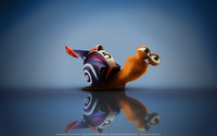 Turbo the snail wallpaper 1920x1080 jpg