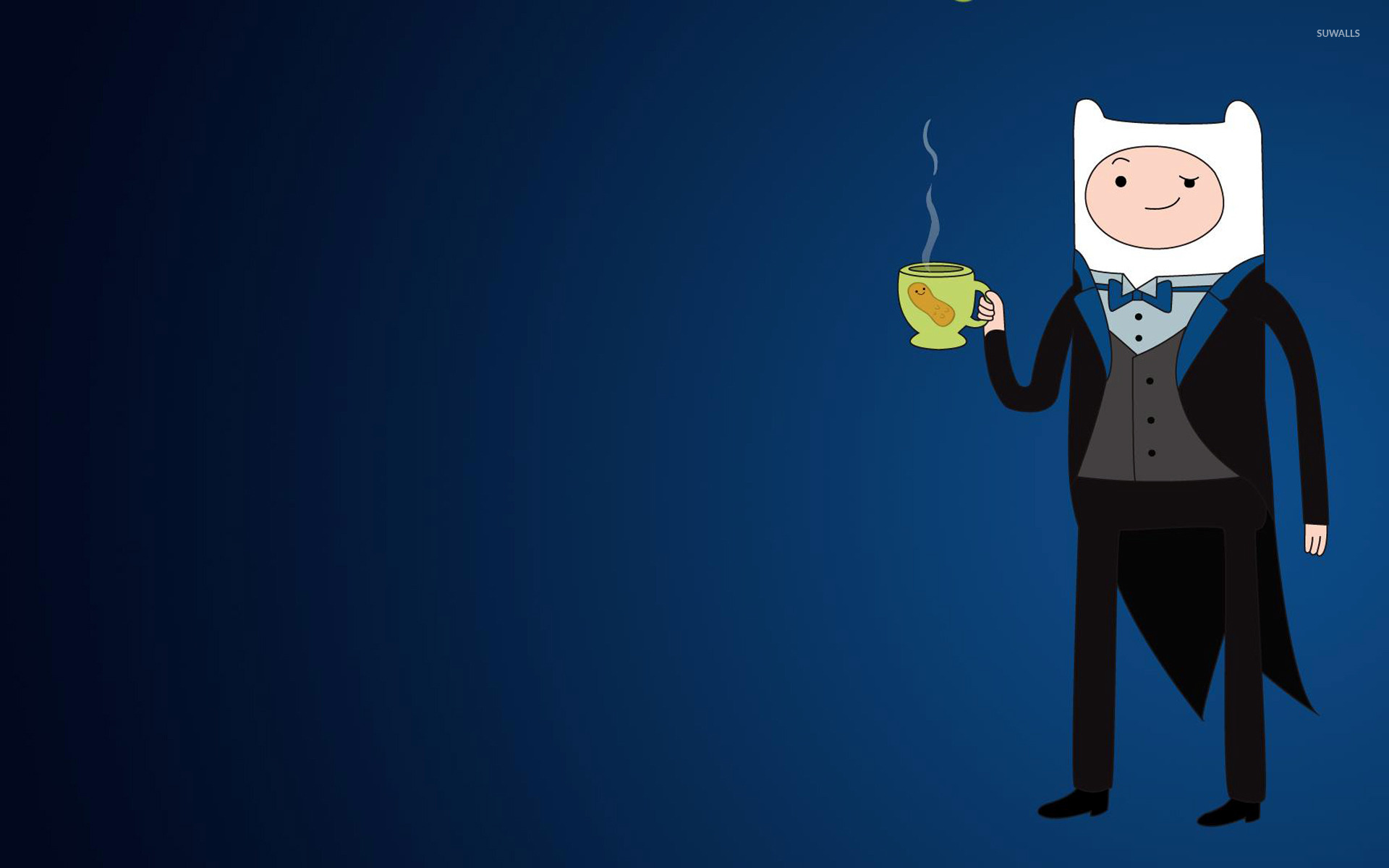 Tux finn adventure time wallpaper cartoon wallpapers 14616 tux finn adventure time wallpaper thecheapjerseys Choice Image