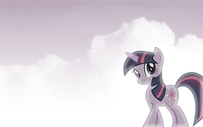 Twilight Sparkle - My Little Pony Friendship is Magic wallpaper