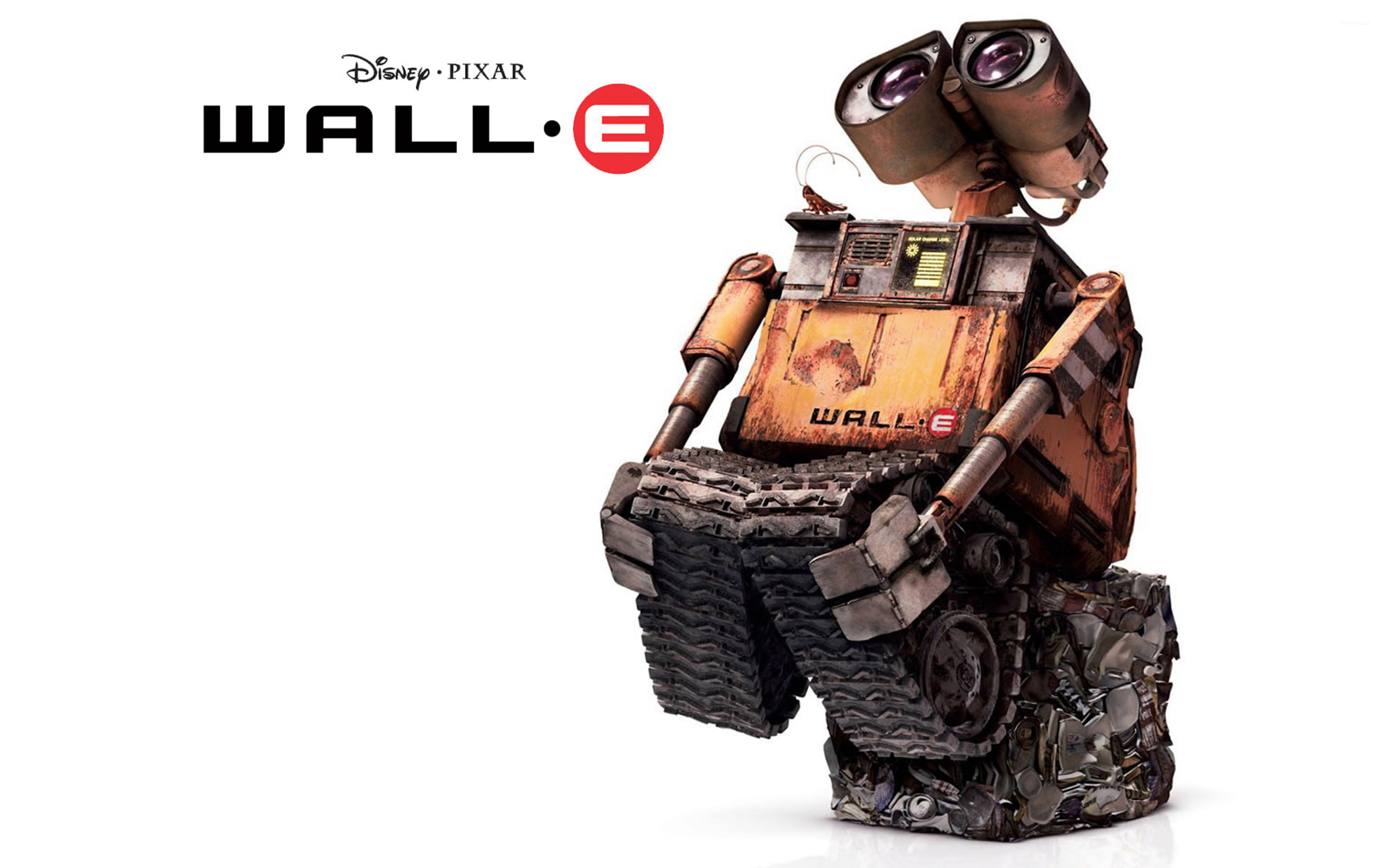 wall-e [5] wallpaper - cartoon wallpapers - #29739