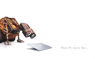 WALL-E [7] wallpaper
