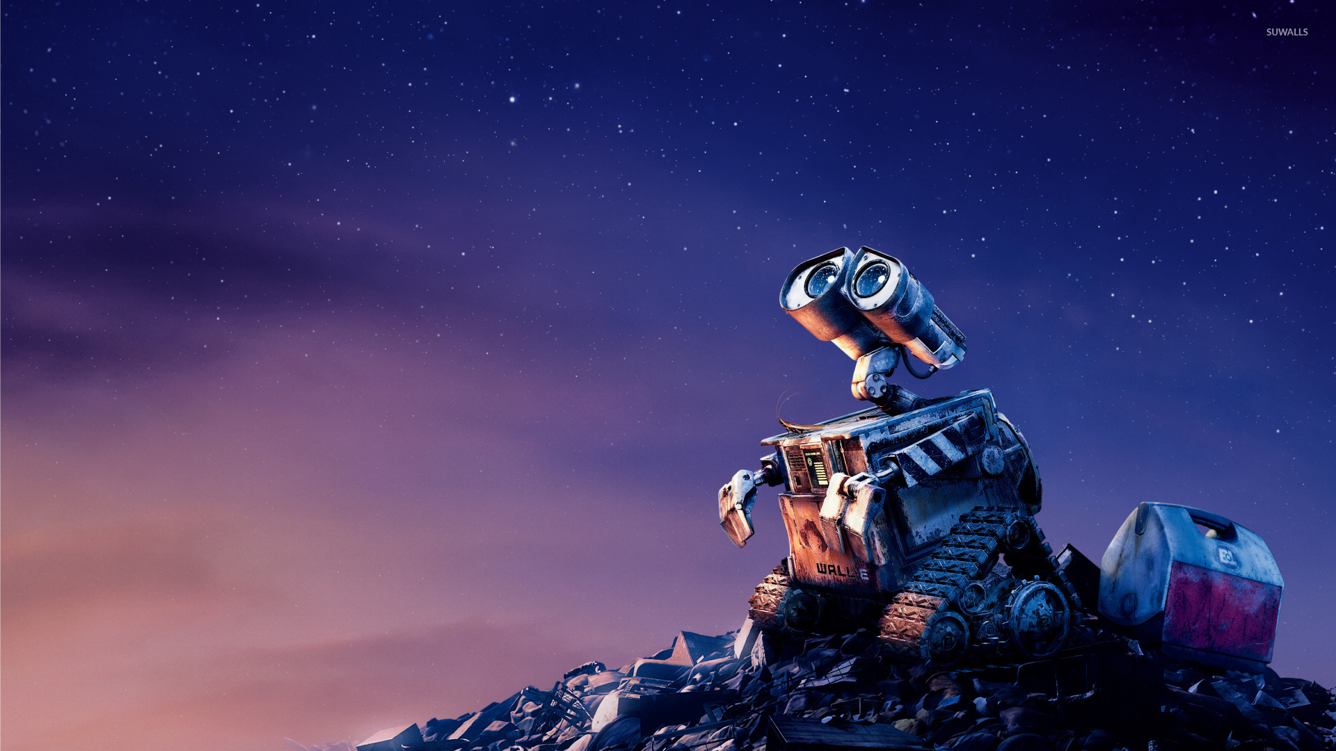 Wall e wallpaper cartoon wallpapers 8382 1 wall wallpaper