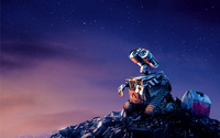 WALL-E wallpaper 1920x1200 jpg