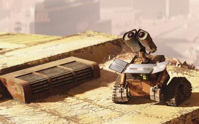 WALL-E [4] wallpaper