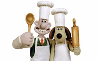 Wallace and Gromit wallpaper 2560x1600 jpg