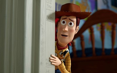 Woody from Toy Story wallpaper