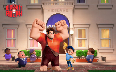 Wreck-It Ralph [2] wallpaper