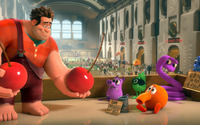 Wreck-It Ralph wallpaper 1920x1080 jpg
