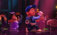 Wreck-It Ralph [3] wallpaper 1920x1080 jpg