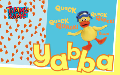 Yabba - Timmy Time wallpaper