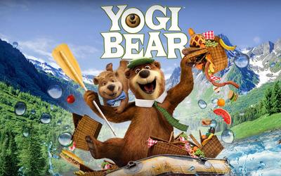 Yogi Bear wallpaper
