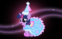 Young Twilight Sparkle wallpaper 2560x1600 jpg