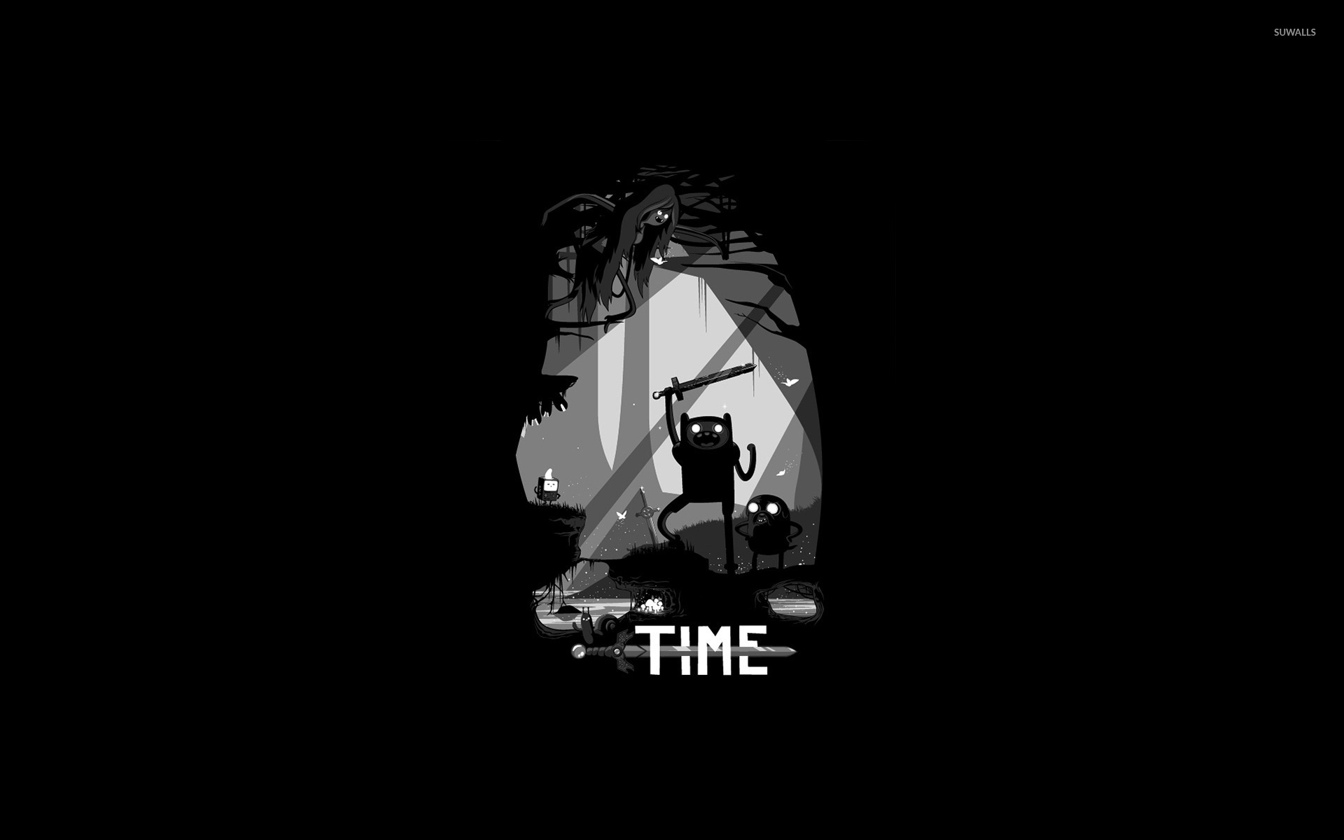 Zelda adventure time wallpaper cartoon wallpapers 16215 zelda adventure time wallpaper thecheapjerseys Choice Image