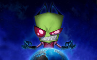 Zim - Invader Zim wallpaper 1920x1200 jpg