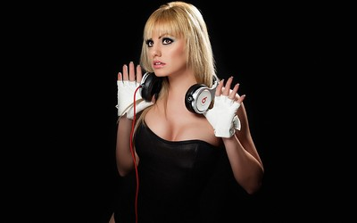 Alexandra Stan [6] wallpaper