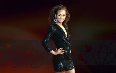 Alicia Keys [14] wallpaper