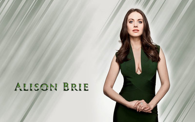 Alison Brie [2] wallpaper