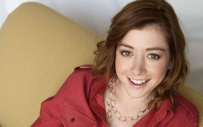 Alyson Hannigan [5] wallpaper