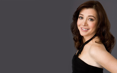 Alyson Hannigan [2] wallpaper