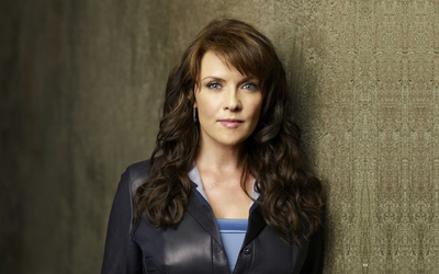 Amanda Tapping [2] wallpaper