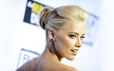 Amber Heard [25] wallpaper