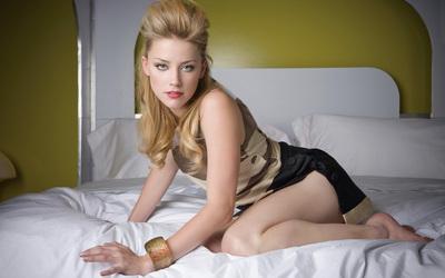 Amber Heard [2] wallpaper