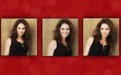 Amy Brenneman wallpaper