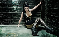 Amy Lee wallpaper 1920x1200 jpg