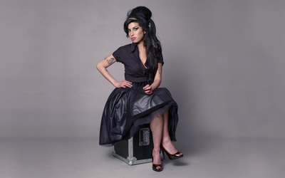 Amy Winehouse [2] wallpaper
