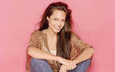 Angelina Jolie [26] wallpaper