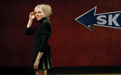 Anna Faris [4] wallpaper