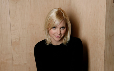 Anna Faris [3] wallpaper