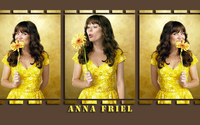 Anna Friel [5] wallpaper
