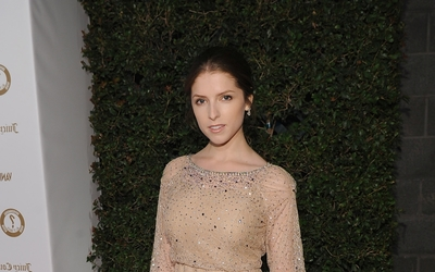 Anna Kendrick [31] wallpaper
