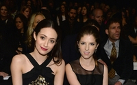 Anna Kendrick and Emmy Rossum wallpaper 1920x1200 jpg