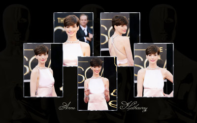 Anne Hathaway [20] wallpaper