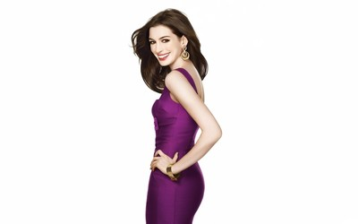 Anne Hathaway [11] wallpaper